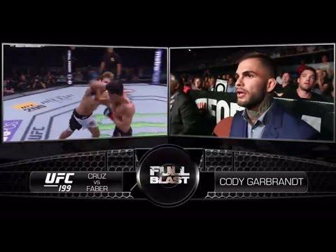 UFC 207: Cody Garbrandt - Full Blast Cruz vs Faber 3