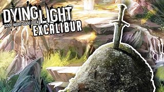 Dying Light - How To Get Excalibur & EXPcalibur Blueprint!
