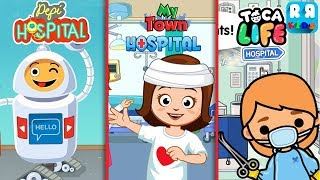 New Games Like Pretend My City Hospital: Town Doctor Story Games Recommendations