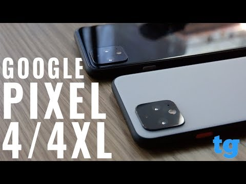Pixel 4 and Pixel 4 XL Hands-on Review: The World's Smartest Phones