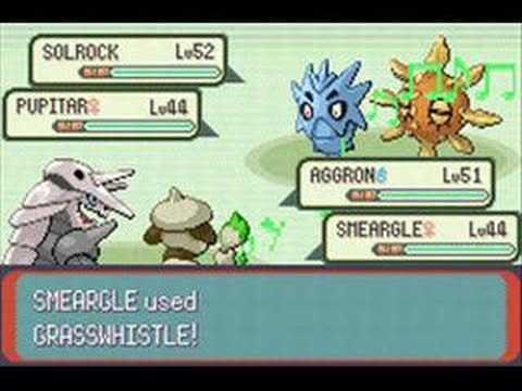 Pokemon Rse Trainer Battle Music Youtube