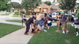 ABD'de polis şiddeti çocuklara uzandı