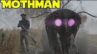 The Wise Mothman! Fallout 76