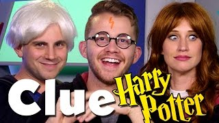 Harry Potter Clue | SourceFedPLAYS!