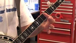 LOTW - Banjo Lessons: Chord groupings - I-IV-V chord groupings