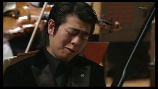 Lang Lang Beethoven Piano Concerto 4 Christoph Eshenbach Japan 2005