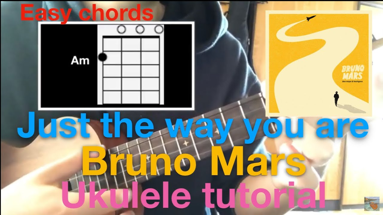 just the way you are chords pdf