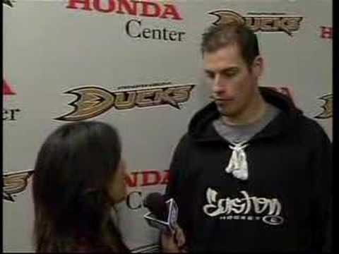 Anaheim Ducks - Ryan Getzlaf Postgame Interview 1/15