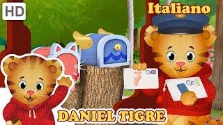 Daniel Tiger in Italiano - Lavori Divertenti nel Quartiere | Video per Bambini