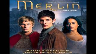 "Merlin 4 Soundtrack ""Titles -- The Strange Girl"" 01"