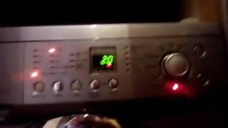 Стиральная машина Daewoo DWD-F1213 полоскание+отжим.