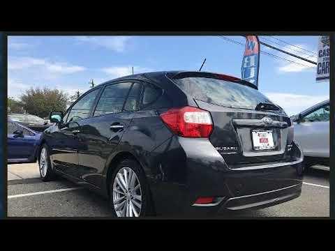 2012 Subaru Impreza Wagon 20i Limited Youtube