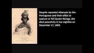Nzinga Mbande (Warrior Queen)