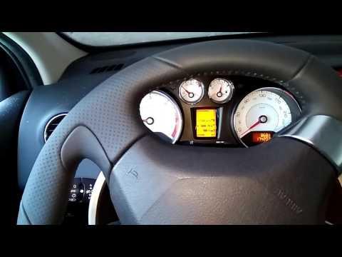 Peugeot 308 1.6 HDI заводка в мороз