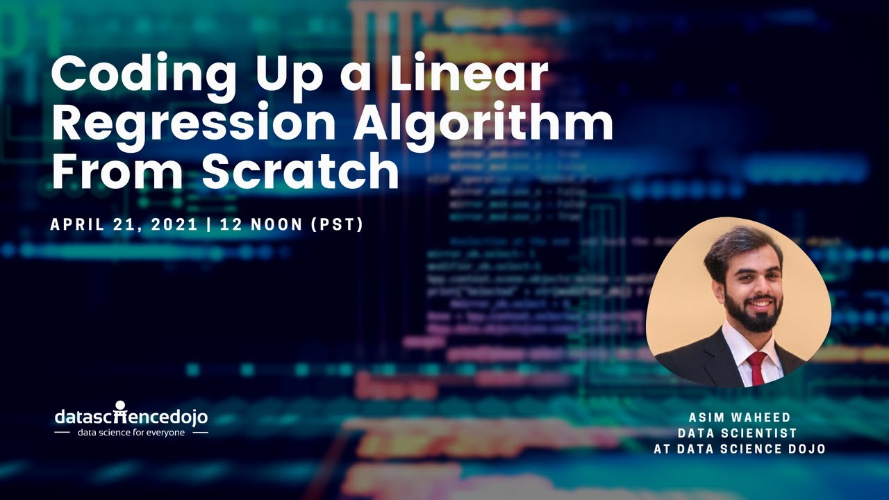 Coding Up a Linear Regression Algorithm From Scratch