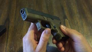 Glock 26 gen 3 review