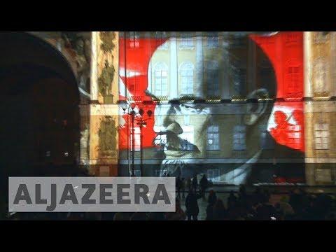 Kremlin unease marks centennial of 1917 Bolshevik revolution
