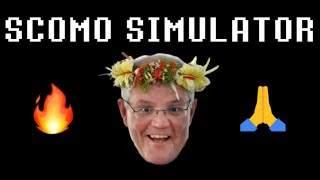 There's a Scott Morrison video game