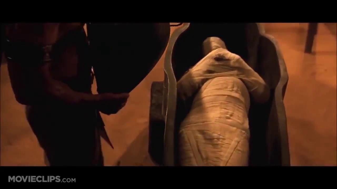i get mummified alive