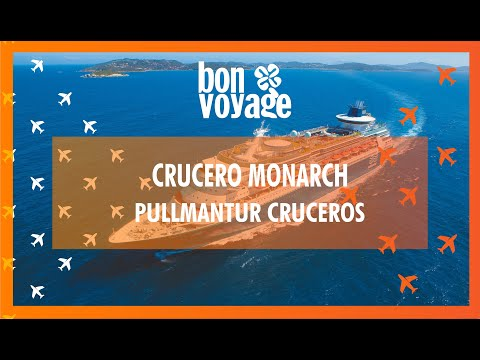 Bon Voyage TV- Monarch de Pullmantur desde Colon, Panama
