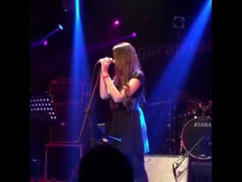 Naz ölçal  Tek nefes  Konser live