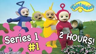 Teletubbies: Season 1, Episodes 1-5 Compilation in English