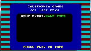 California Games - Spectrum - Full Tape Load