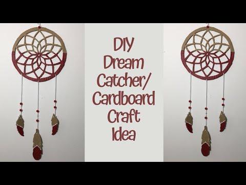 DIY easy dream catcher tutorial / how to make dream catcher /dream catcher tutorial