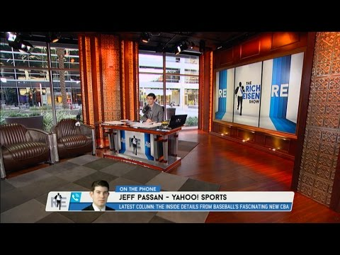 Jeff Passan of YAHOO Sports Talks MLB & More - 12/2/16
