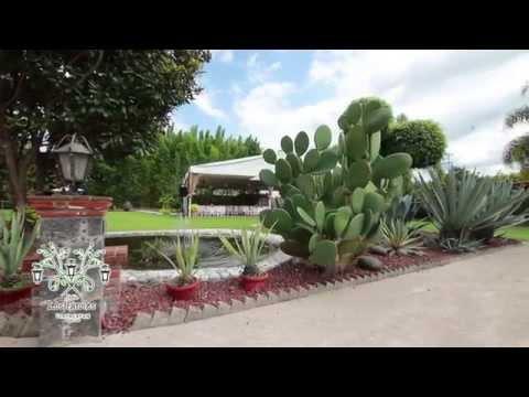 Jardin los faroles tlayacapan morelos youtube - Faroles de jardin ...