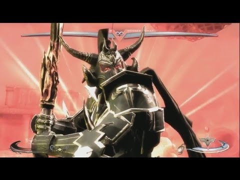 Injustice: Gods Among Us | Ares Super Move [HD]