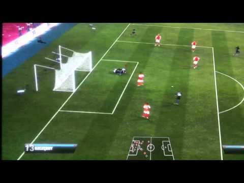 Drogba Montreal Impact Goalkeeper