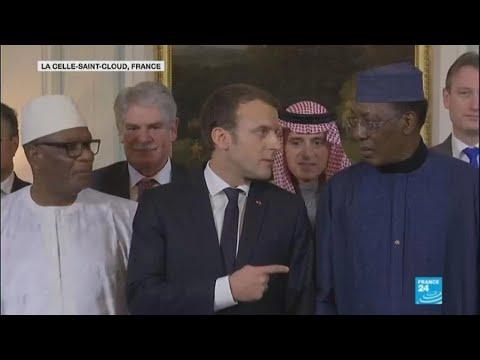 S. Arabia pledges $100 million and UAE $30 million for Sahel anti-terror force