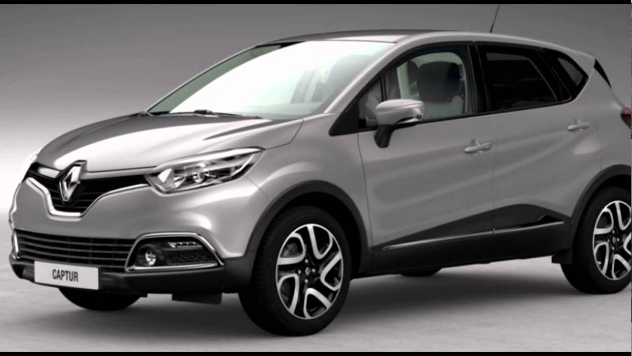 2016 renault captur mercury grey youtube. Black Bedroom Furniture Sets. Home Design Ideas