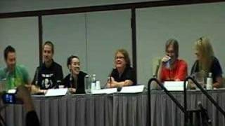 Anime Vegas 2007: Naruto Cast Panel part 2