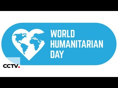 World Humanitarian Day: UN honors aid workers who risk all to help