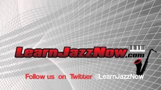 C minor Blues Play Along Track (Slow Jazz)