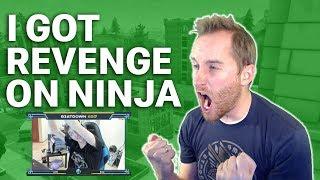 I Got Revenge on Ninja in FORTNITE!