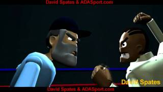 Animation Epic Beard Man-AC Transit Re-Match ★DSCA★( David Spates & ADAsport)