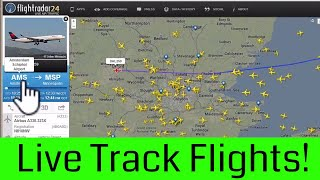 Best american airlines flight tracker and international flight airline tracker