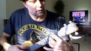 Alacran y Pistolero on Spanish ukulele