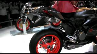 Ducatti Senna Panigale 1199 salão duas rodas 2013