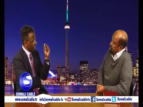 Barnaamijka Todobaadka Iyo Toronto 06 03 2018