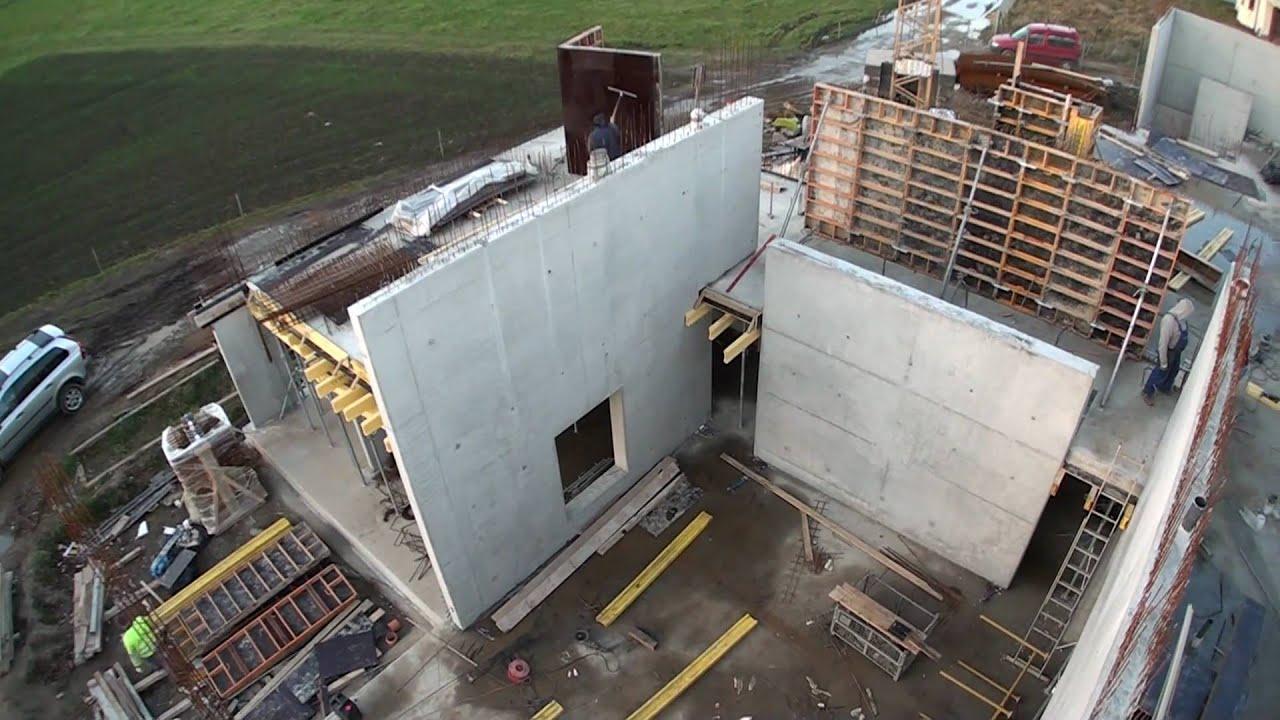 Beton House Nagietek 11.2010 Film 1   Projekt Architekt Seweryn Nogalski Beton  House