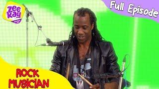 Let's Play: Rock Musician   FULL EPISODE   ZeeKay Junior