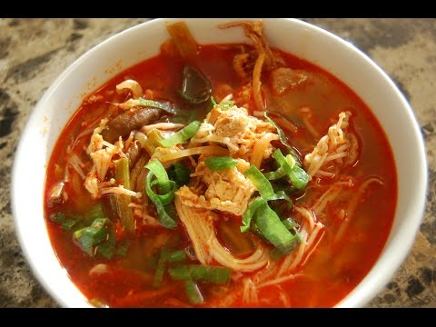 How to Make Yukgaejang - CozyBogie Recipe