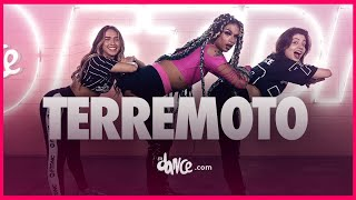 Terremoto - Lia Clark ft. Gloria Groove | FitDance TV (Coreografia Oficial)
