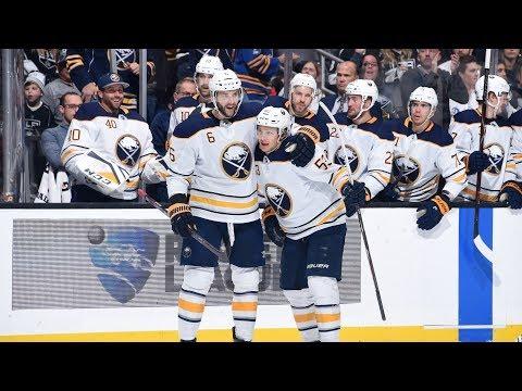 Game Recap: Jeff Skinner Stars as Buffalo Crushes Kings | Buffalo Sabres | MSG Networks