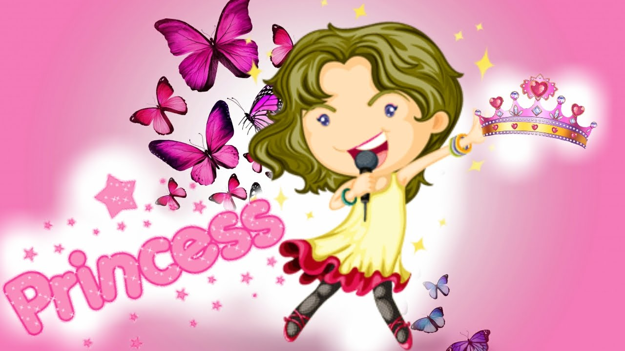 Princesa Bonito Mensaje Para Las Hijas