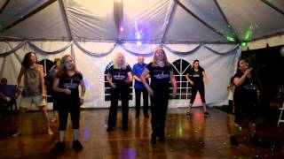 Zumba Dance Routine Tutorial to Gloria Estefan & Miami Sound Machine - Conga